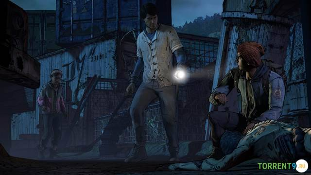 The Walking Dead The Telltale Series A New Frontier 1-5