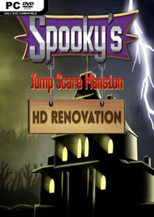 Spooky's Jump Scare Mansion HD Renovation