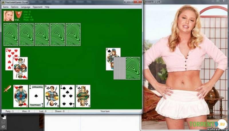 карткові порно гри