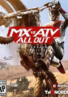 MX vs ATV: All Out [v 2.4.0 + DLCs] (2018) | RePack от xatab