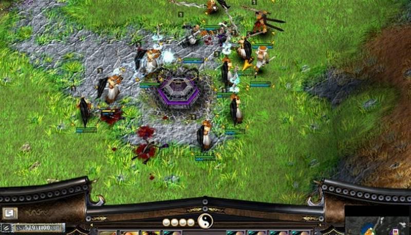 Battle Realms скачать торрент бесплатно на PC Компьютерный Игры