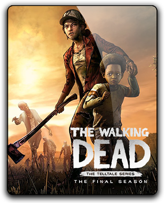 The Walking Dead: The Final Season - Episode 1-4 (2018)