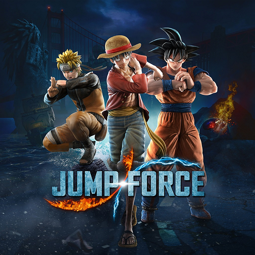 JUMP FORCE (2019) | RePack от xatab