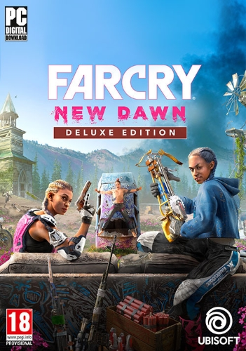 Far Cry New Dawn (2019) | Repack от xatab