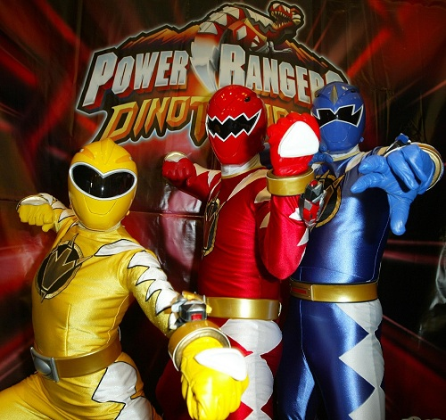 Power Rangers: Battle for the Grid (2019)
