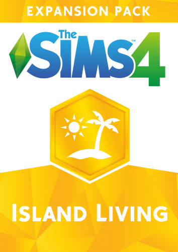 The Sims 4: Island Living (2019)
